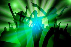 Lucky Selfie Fotobox - Hintergrund Party - Bildvorlage 045