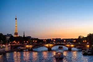 Lucky Selfie Fotobox - Hintergrund Frankreich & Paris - Bildvorlage 073
