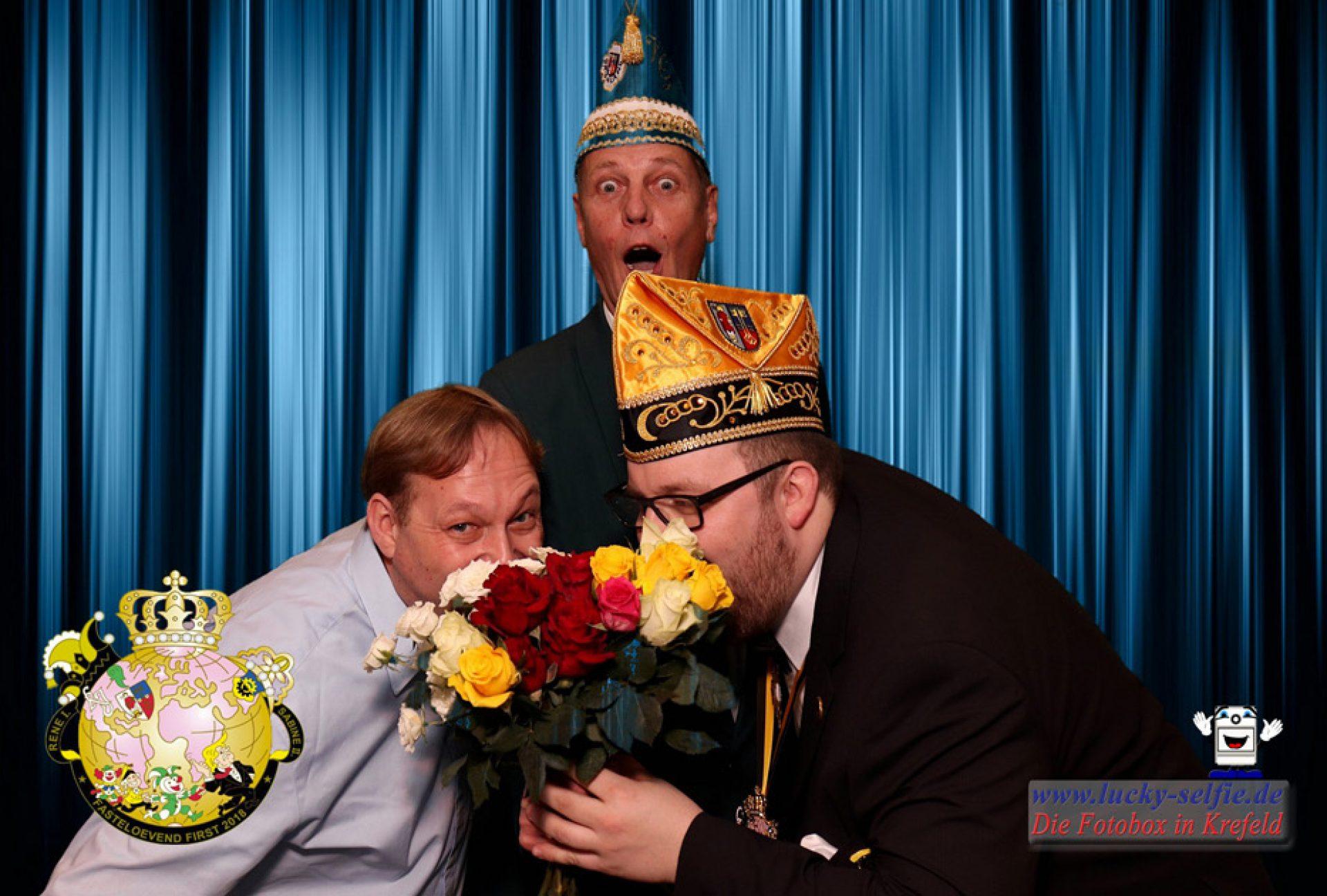 Fotobox Lucky Selfie & DJ Sven Wiese
